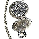 Game of Thrones Lannister reloj a bolsillo Le Trone de hierro Got Y2