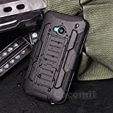 HTC One M7 Hülle, Cocomii Robot Armor NEW [Heavy Duty]