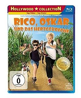 The Pasta Detectives 2 ( Rico, Oskar und das Herzgebreche ) (+ UV Copy) (Blu-Ray)