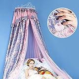 LUSTAR Moskitonetz Doppelbett Canopy Polyester Für Haus Fliegen Insekt Schutz 1 5 M Bis 1.8 M Bett Indoor-Dekoration 4-Farben Zu Wählen,Pink