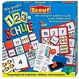 Scout Lernspiele (Spiele), Die große Zahlen-Schule (Spiel)