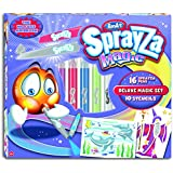 RenArt ren-sa2602Sprayza Deluxe Magic Set