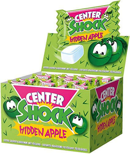Center Shock Hidden Apfel, 3er Pack (3 x 400 g)