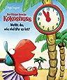 Der kleine Drache Kokosnuss - Weißt du, wie viel Uhr es ist? (Spiel- und Beschäftigungsspaß, Band 6)