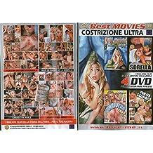 COSTRIZIONE ULTRA ( 4 DVD: 2 cazzoni per una verginella, Rispetta il padre e la madre ma non la sorella, Kamasutra anale, Punita e scopata 2 ) Fm Video