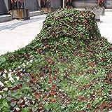 WYDM Cuerda Redes de lona Tejado de camuflaje Tejido de malla Toldo Sombrilla Toldo Planta Invernadero Lona (Tamaño : 3x4M)