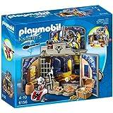Playmobil - Cofre caballeros del tesoro (61560)