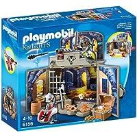 Playmobil 6156 - Scrigno dei Cavalieri del Lupo