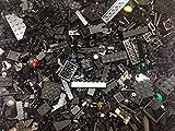 ca. 1 Kg Lego Steine in Schwarz