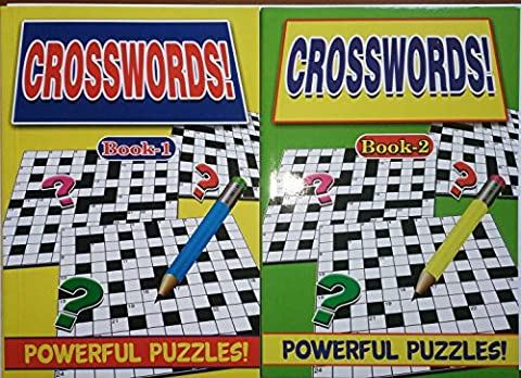 A5 Crossword Book 1 & 2