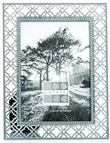 sixtrees-sasco-photo-frame-metal-antique-pewter