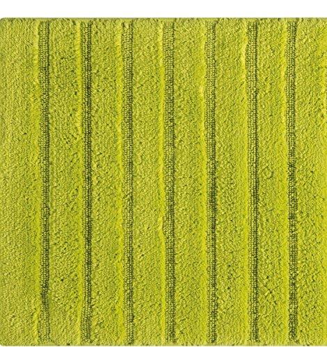 casilin California Badteppich Baumwolle Grün 60x 60cm California Schrank Zubehör