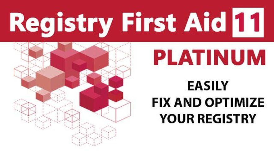 1 Platinum - Reparieren, Säubern und Optimieren der Windows-Registry! Für Windows 10|8|7|Vista|XP [Download] ()