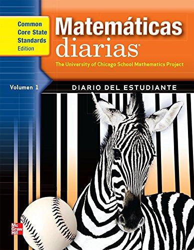 Everyday Mathematics, Grade 3, Spanish Math Journal 1 por Max Bell