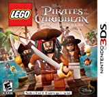 Lego Pirates of the Caribbean (Nintendo 3DS) (NTSC)