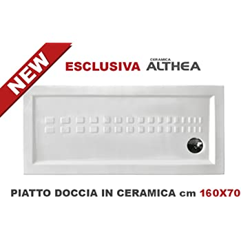 Piatto Doccia Althea Ito.Ito Piatto Doccia Extrapiano Cm 160x70 H 5 5 Cm Esclusiva Ceramica