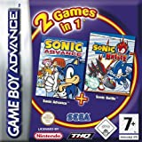 2 Games in 1 - Sonic Advance + Sonic Battle