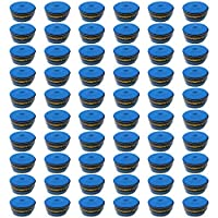 Honorall Pack of 60 Tennis Racket Grips Anti-skid Badminton Racquet Grips Vibration Overgrip Sweatband