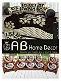 Ab Home Decor Combo of Leaf Design Diwan...