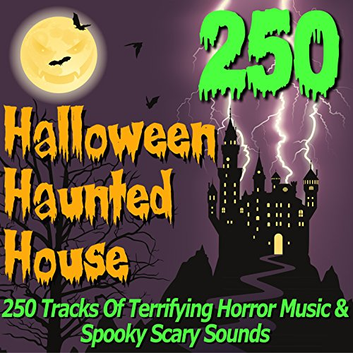 use - 250 Tracks of Terrifying Horror Music & Spooky Scary Sounds ()