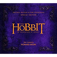 Hobbit: Desolation of Smaug: Special Edition by Various Artists (2013-12-17)