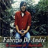 Songtexte von Fabrizio De André - La canzone di Marinella