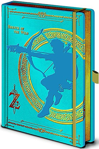 Comic-buch-tasche Und Karton (Pyramid International A5 The Legend Of Zelda