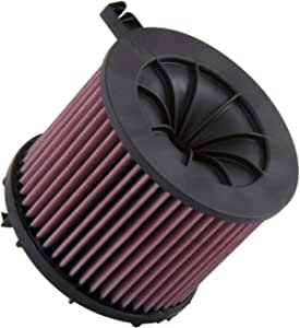 K N E 0648 Replacement Air Filter Red Auto