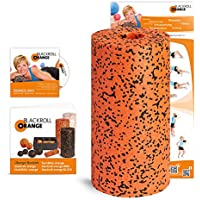 Blackroll Orange 8050200, Blackroll Orange the original - THE self-massage roller - incl. exercise DVD, booklet and exercise poster (Sports & Outdoors)