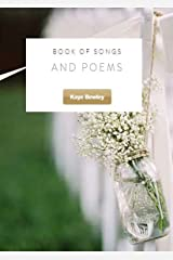 Book of Songs Kindle Edition