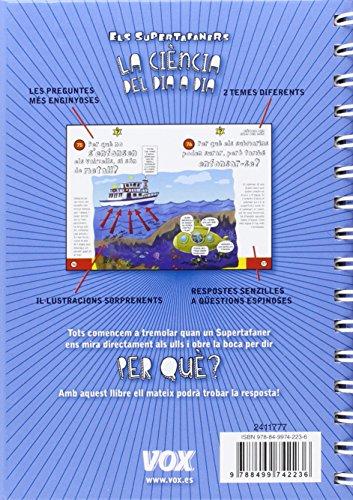 Descargar Els supertafaners / La ciència del dia a dia (Vox – Infantil / Juvenil – Català – A Partir De 5/6 Anys – Els Supertafaners) libros gratis ebook en español leer libros online descarga y lee libros gratis
