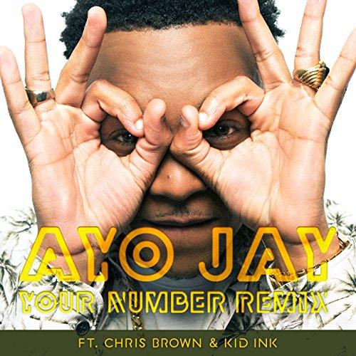 Your Number Remix [Explicit]