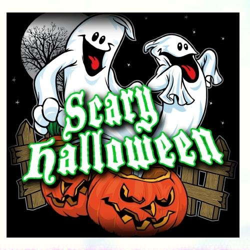 Scary Halloween (Music & Sound Effects)