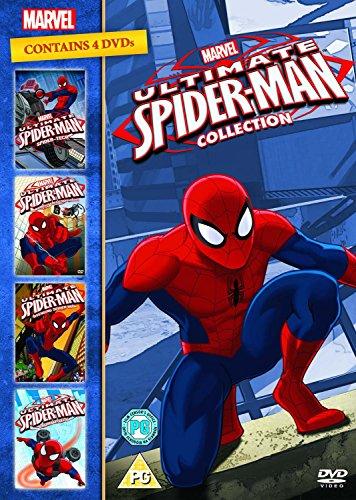 ultimate-spider-man-vol-1-4-box-set-dvd