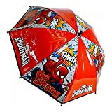 Spiderman Kinderschirm Regenschirm Stockschirm