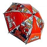 Spiderman Kinderschirm Regenschirm Stockschirm