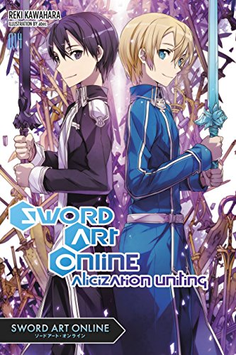 download sword art online alicization novel
