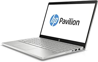 HP Pavilion 14-ce0006ne Laptop - Intel Core i5-8250U, 14-Inch FHD, 1TB, 16GB, 2GB VGA-Nvidia MX130,  Eng-Arb-KB, Windows...