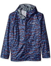 Columbia Men's Big and Tall Watertigh Printed Jacket