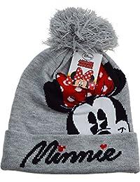Filles Minnie Mouse bonnet d'hiver