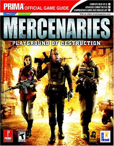 Mercenaries: Prima Official Game Guide (Prima Official Game Guides)