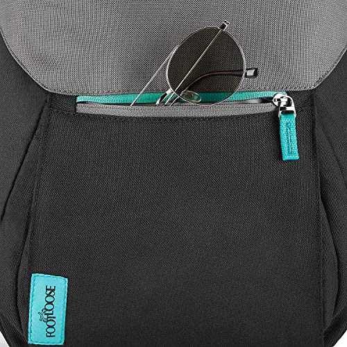 Footloose by Skybags 10 Ltrs Grey Casual Backpack (Blu) Image 6