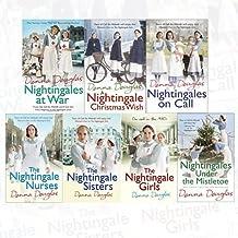 Nightingales Series Donna Douglas 7 Books Collection (Nightingales on Call, The Nightingale Sisters, The Nightingale Nurses, The Nightingale Girls, A Nightingale Christmas Wish, Nightingales at War, Nightingales Under the Mistletoe)