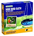 New Gardman Hanging Mini Bird Water Bath Garden Wild Birds Gtl from GTL-Gardman