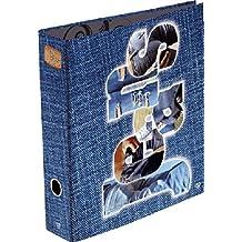 Unipapel 092360 - Archivador de palanca en cartón A4