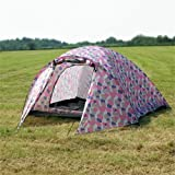 North Gear Camping Mars Waterproof 4 Man Dome Tent Turquoise