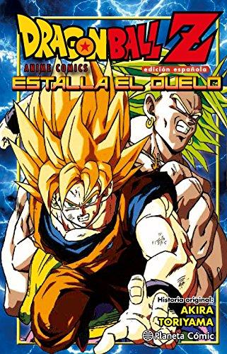 Los cuatro grandes supersaiyanos Son Goku, Son Gohan, Vegeta y Trunks protagonizan una increíble batalla contra un supersaiyano legendario de poder inconmensurable!! ¡¡No te pierdas este brutal y trepidante choque entre supersaiyanos. El sexto tomo d...