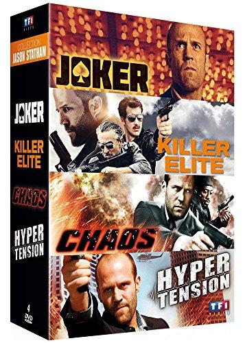 Collection Jason Statham: Joker + Killer Elite + Chaos + Hyper Tension