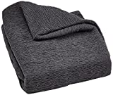Zebra Textil 42979 elástico funda sofá cama CLIC CLAC 3 plazas, Gris