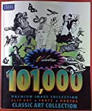 101,00 Masterclips. Volume II. Premium Image Collection. Clip Art - Fonts - Photos. Classic Art Collection.